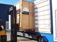 fullers removals storage container